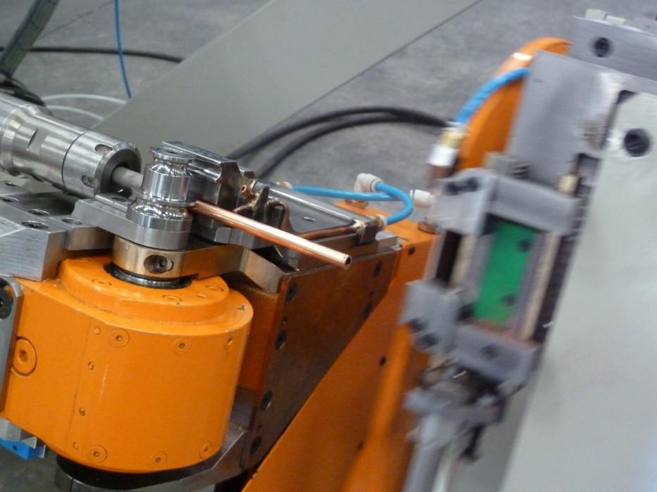 Silver Burr Oak Tool Amp Smi Tube Bending Machines Tubex