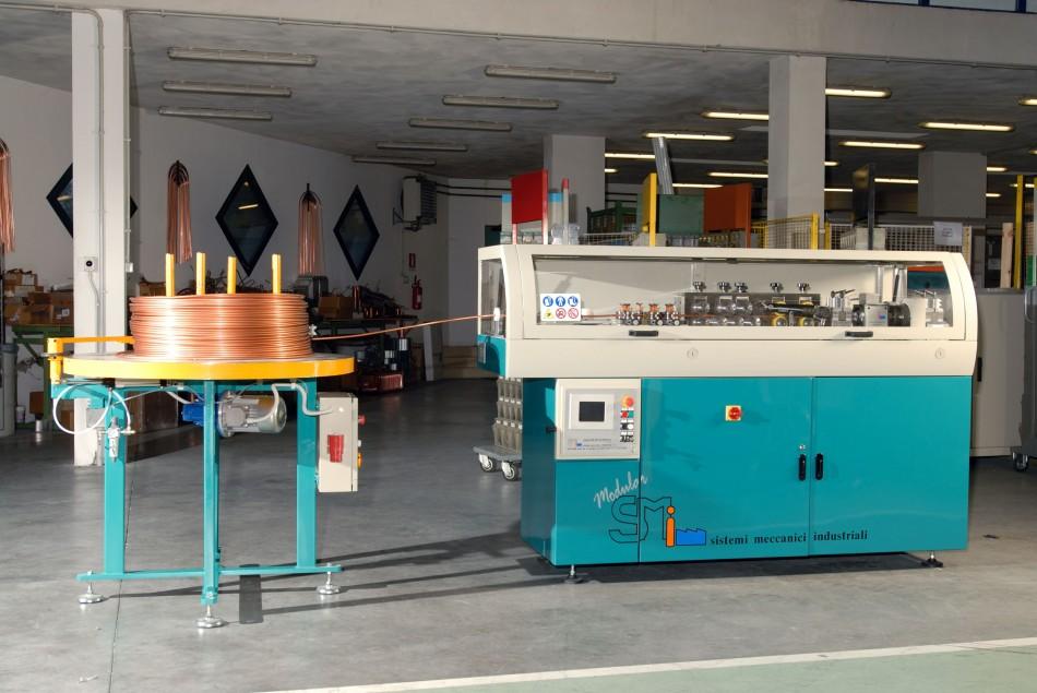 MTS - Burr Oak Tool & SMI, Tube Cutting Machines - Tubex